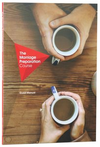 Guest Manual (Marriage Preparation Course)