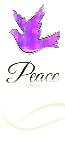 Christmas Boxed Cards Dove, Peace on Earth