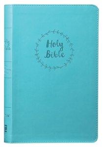 NIV Value Thinline Bible Blue (Black Letter Edition)
