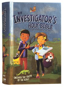 NIV Investigators Holy Bible