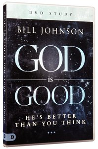 God is Good (Dvd Study)