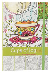 Acb: Cups of Joy Pocket Coloring Book