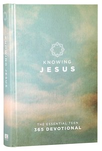 Knowing Jesus (Blue Cover)