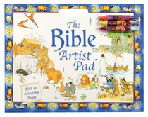 The Bible Artist Pad