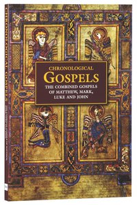 KJV Chronological Gospels: The Combined Gospels of Matthew, Mark, Luke and John