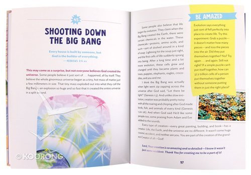 indescribable 100 devotions for kids about god and science