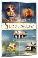 5 Inspiring Films From the Kendrick Brothers Pack (5 DVD Kendrick Brothers Pack)