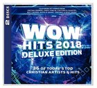Wow Hits 2018 Deluxe Edition Double CD