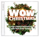 Wow Christmas White CD