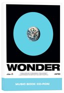 Hillsong United 2017: Wonder (Cdrom Music Book) Cd-rom