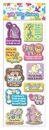 Puffy Stickers: Noahs Ark (1 Sheet Per Pack)