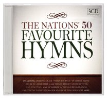 Nations 50 Favourite Hymns (3 Cds)