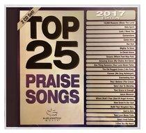 Top 25 Praise Songs 2017