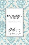 Spurgeons's Prayers
