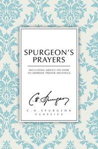 Spurgeonss Prayers