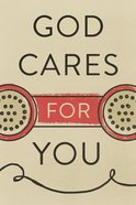 God Cares For You Large Print (Pack Of 25) Booklet