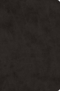 ESV Compact Outreach Bible Premium Edition Black (Black Letter Edition)