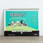 2018 16-Month Family Planner: Peanuts