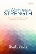 From Weakness to Strength Hardback