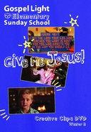 Winter B Give Me Jesus: Grades 1-4 Elementary Creative Clips DVD (Gospel Light Living Word Series) DVD