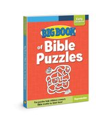 Big Book of Bible Puzzles For Early Childhood (Reproducible)