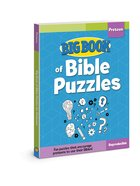 Big Book of Bible Puzzles For Preteens (Reproducible) Paperback