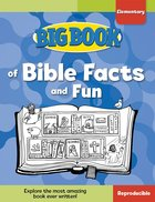 Big Book of Bible Facts and Fun For Elementary Kids (Reproducible) Paperback