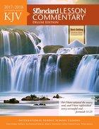 KJV Standard Lesson Commentary 2017-2018 Deluxe Edition Paperback