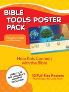 Bible Tools Poster Pack For Elementary Kids Poster