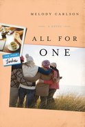 All For One (#03 in Four Lindas Series) Paperback