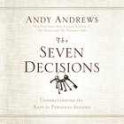 The Seven Decision eAudio