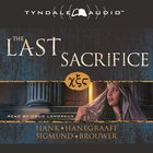 The Last Sacrifice (Last Disciple Series) eAudio
