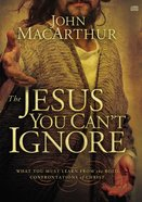 The Jesus You Can't Ignore eAudio