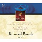 Psalms & Proverbs on CD NLT eAudio