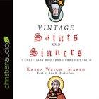 Vintage Saints and Sinners eAudio