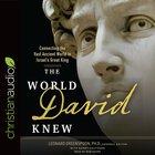 The World David Knew eAudio