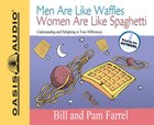 Men Are Like Waffles Women Are Like Spaghetti eAudio