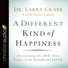 A Different Kind of Happiness (Unabridged, 7 Cds) CD