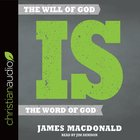 The Will of God is the Word of God eAudio