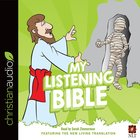 My Listening Bible NLT 85 Bible Stories (Unabridged, 3 Cds)