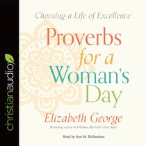Proverbs For a Womans Day (Unabridged, 7 Cds)