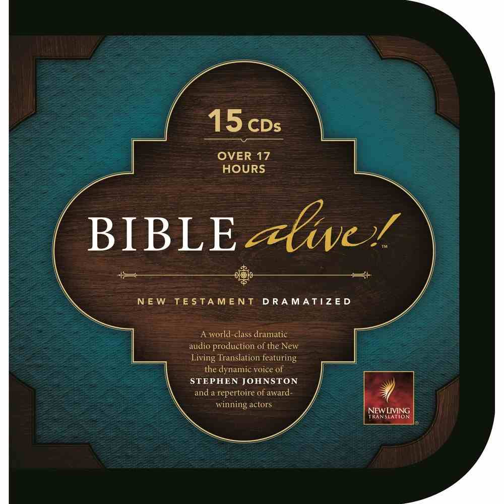 Bible Alive! New Testament