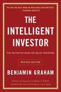 The Intelligent Investor (2003) eBook