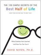 100 Simple Secrets of the Best Half of Life eBook