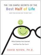 100 Simple Secrets of the Best Half of Life eBook