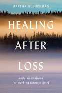 Healing After Loss eBook