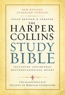 Harpercollins Study Bible eBook
