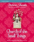 Church of the Small Things Study Guide eBook