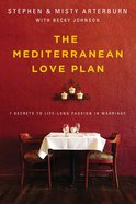 The Mediterranean Love Plan eBook
