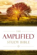 Amplified Study Bible Purple (Black Letter Edition) eBook